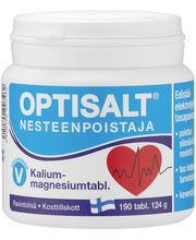 Optisalt 190 tabl kali...