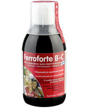 Ferroforte B   C 250 ml