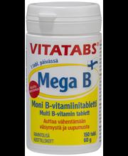 Vitatabs Мега Б 150 табл