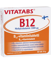 Vitatabs B12 Methylcob...