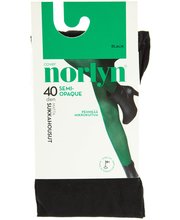 Norlyn Semi-Opaque 40 den sukkahousut
