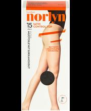 Norlyn Satin Control 15den kiiltävät sukkahousut