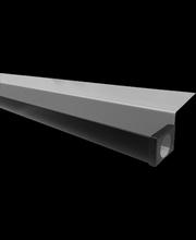 Rainvex räystässuojakouru 295 cm Musta
