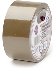 Eurocel pakkausteippi äänetön 50mm x 66m ruskea