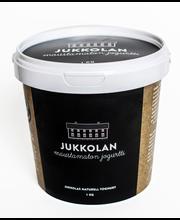 Jukkolan maustamaton jogurtti 1 kg