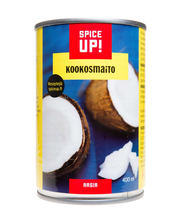 Spice Up! 400ml Kookosmaito
