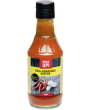 Spice Up! 200ml Chili valkosipulikastike