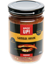 Spice Up! 230g Sambal oelek chilitahna