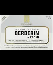 Tri Tolonen 60tabl Berberiini + Kromi