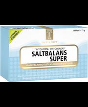 SaltBalans 100tab Super, kivennäisaine-yrttiuutetabletti