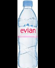 Evian 0,5L PET luont k...