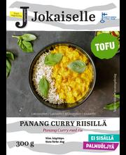 Panang Curry riisillä ...