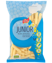 Real Snacks Junior 90g Original luomumaissinaksu