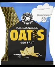 Oatis sea salt kaurasnacks 150g