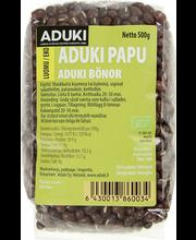 Luomu Aduki papu 500g