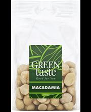 Green Taste Macadamiapähkinä 140g
