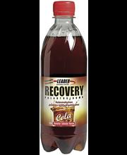 Leader Recovery 500ml Kolanmakuinen proteiini-hiilihydraattijuoma  palautusjuoma