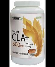 Leader Terveystuotteet 100kapselia /140g Vahva CLA plus ravintolisä