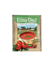 Leader ACKD Easy Diet Natural 59g tomaatin- ja chilinmakuinenkeittojauhe ateriankorvike