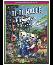 Dvd Ti-Ti Nalle Hirsimet