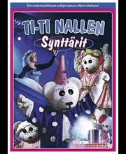 Dvd Ti-Ti Nalle Synttäri