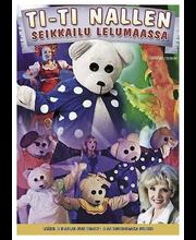 Dvd Ti-Ti Nalle Seikkail