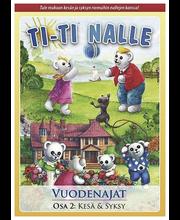 Dvd Ti-Ti Nalle Vuodenaj