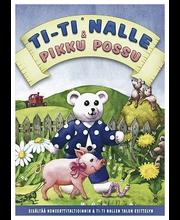 Dvd Ti-Ti Nalle Pikkupos