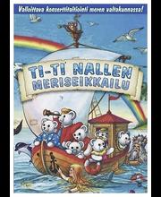 Dvd Ti-Ti Nalle Meriseik