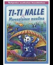 Dvd Ti-Ti Nalle Merenala