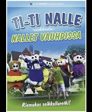 Dvd Ti-Ti Nalle Nallet V