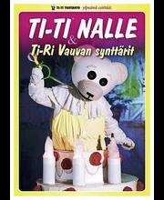 Dvd Ti-Ti Nalle Tiri Vau