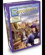 Lautapelit.fi Carcassonne Kreivi ja Kuningas lisäosa