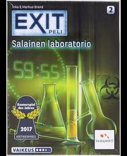 Exit salainen laboratorio
