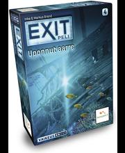 Lautapelit.fi EXIT-peli Uponnut aarre lautapeli