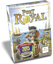 Port Royal -korttipeli