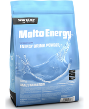SportLife Nutrition Malto Energy 1000g maustamaton energiajuomajauhe