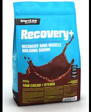SportLife Nutrition Recovery+ 1000g raakakaakao palautusjuoma
