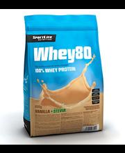 Whey80 600g vaniljajää...