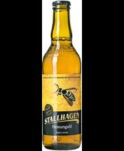 Stallhagen Honungsöl 4,7% 0,33 l kertalasipullo