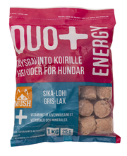 DUO+ 1kg Lohi-sika täysrehu