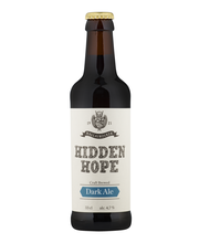 Mallaskosken Hidden Hope Dark Ale 4,7% 33cl olut pullo