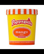 Pappagallo 0,5L Mangosorbetti
