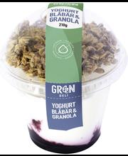 Yoghurt - Granola must...