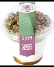Yoghurt - Granola hunaja