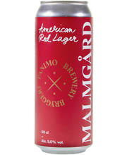 Malmg Am Red Lager 5% ...