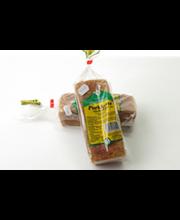 Jokioisten Gluteeniton porkkana vuokaleipä 380g pakattu