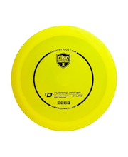 Discmania Turning c-line driver frisbeegolfkiekko