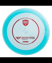 Discmania driver c-line ddx frisbeegolfkiekko