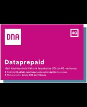 DNA dataprepaid 30vrk aloituspaketti